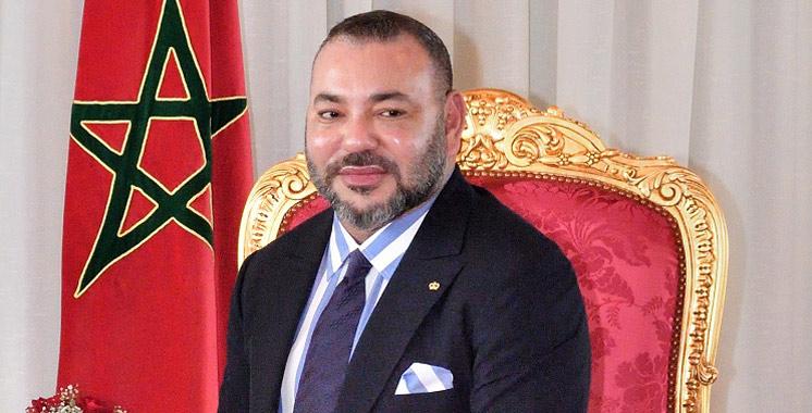 Le Roi Mohammed VI félicite le Prince Mohammed Ben Salmane Ben Abdelaziz Al Saoud