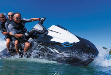 Scooter de mer: Yamaha Waverunner étoffe sa gamme
