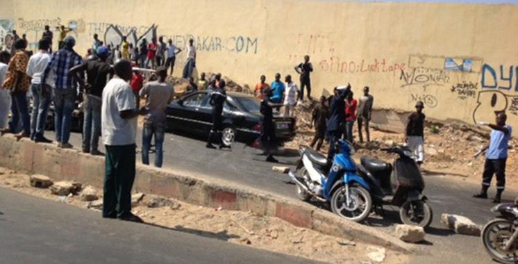 Dakar : Deux étudiants marocains décédés dans un accident de la circulation