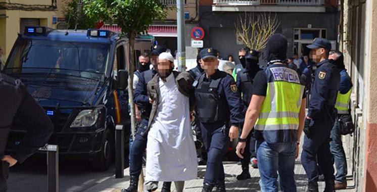 Terrorisme : trois Marocains arrêtés à Madrid