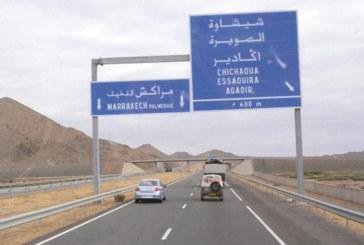 Autoroutes – Contournement d'Agadir : Le projet démarre