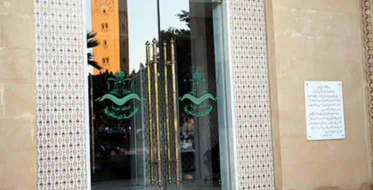 Cour constitutionnelle : Le recours contre l'élection des députés Yassine Radi et Mohamed Hafyani rejeté