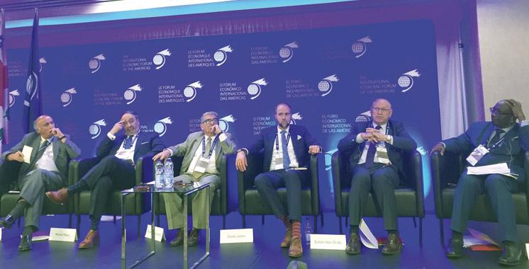 Forum économique des Amériques-Conférence de Montréal: Universités et entreprises appelées à renforcer leur coopération