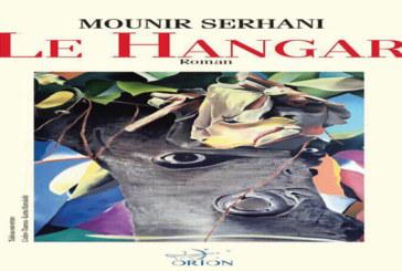 Publié chez Orion éditions: Le Hangar, un roman sur l'art et ses collectionneurs