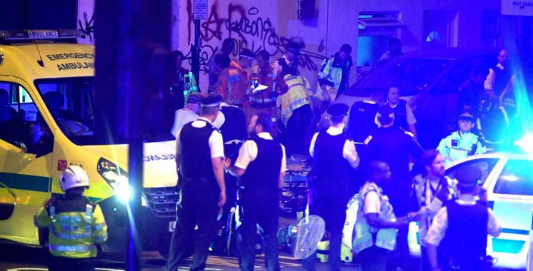 Londres : Une voiture fauche plusieurs fidèles musulmans devant une mosquée