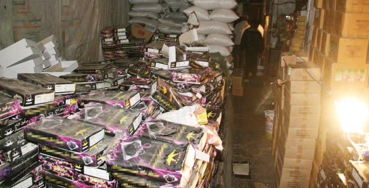 Ramadan : 233 tonnes de produits alimentaires impropres à la consommation saisis