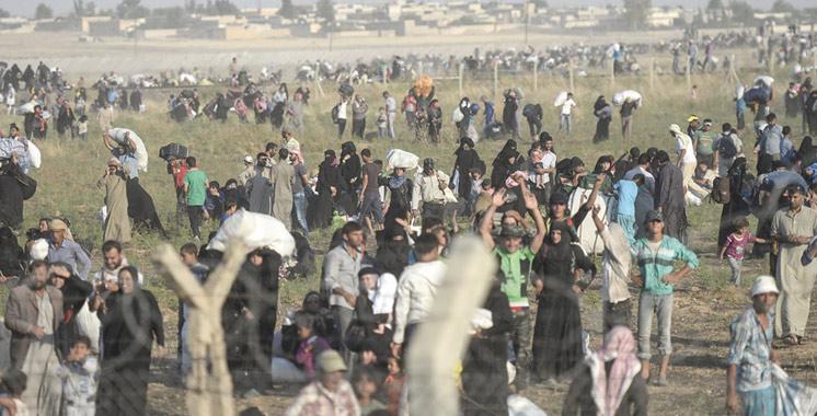 Réfugiés syriens aux frontières algériennes: Le HCR appelle à l'action en grande urgence