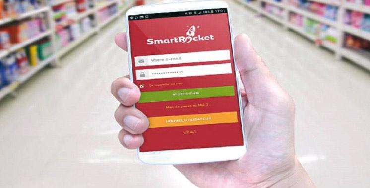 Grande distribution: SmartRocket Maroc pour optimiser le service