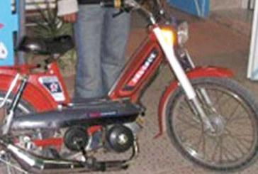 Kelâat Sraghna : Il a volé plus de 20 engins à deux roues avant d'être arrêté