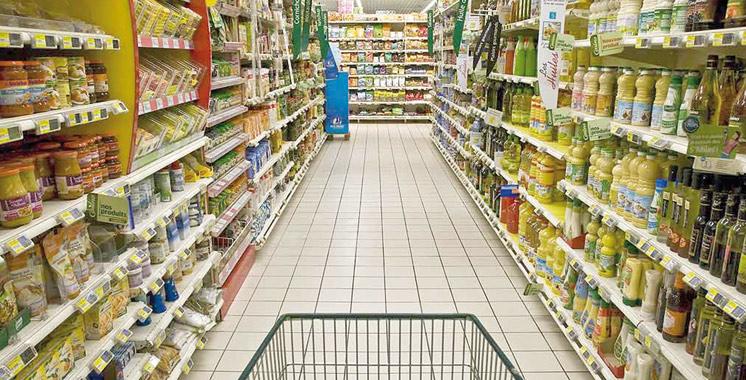 Consommation : Baisse de 1,3% des prix de produits alimentaires
