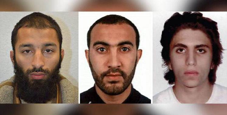 Deux assaillants identifiés par la police — Attentat de Londres