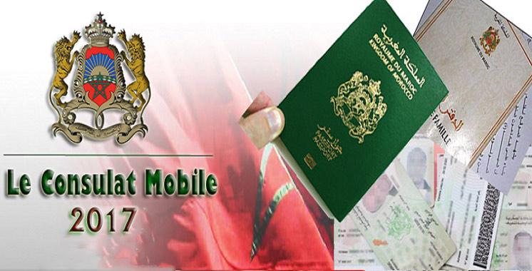 Arabie Saoudite : Un consulat mobile au profit des Marocains établis dans la région d'Al Qasim