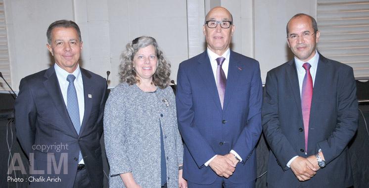 Le fonds  Charaka pour la formation professionnelle lancé à Casablanca
