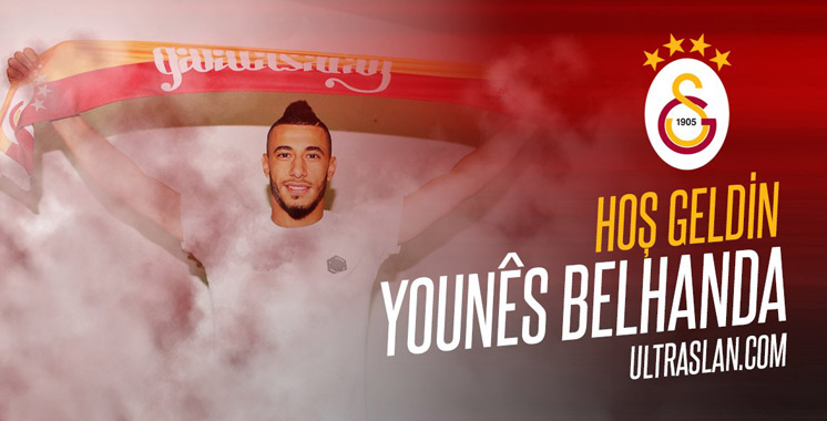Turquie - Galatasaray : Officiel pour Younès Belhanda (Dynamo Kiev)