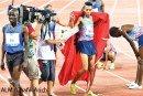 Meeting international Mohammed VI d'athlétisme: Iguider, El Bakkali et Bouqantar sur le podium