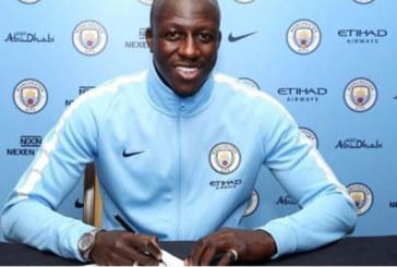 Football : Transfert record pour le défenseur Benjamin Mendy à Manchester City