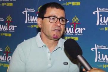 Brahim El mazned : «Le chanteur amazigh  occupe pratiquement la moitié de la programmation de Timitar»