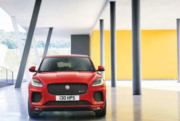 Jaguar E-Pace: Un SUV compact au diapason  de ses concurrents