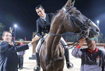 33ème édition de la Semaine du cheval: Taissir Kadiri remporte le prix de la MAP de dressage