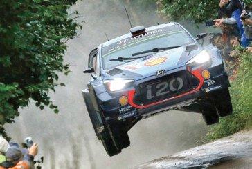 WRC/Rallye de Pologne : Neuville plus fort qu'Ogier