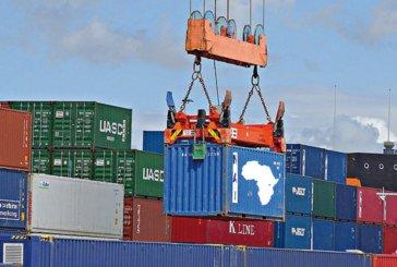 Baisse de 6,6% du déficit commercial en janvier