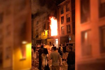Espagne: un mort et huit blessés suite à une explosion dans un appartement à la Navarre
