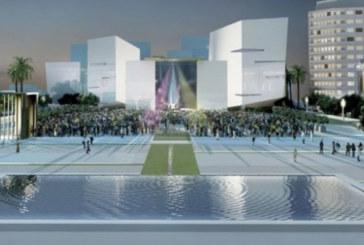 Casablanca :  8,6 millions DH  pour la fontaine sèche de la place Mohammed V