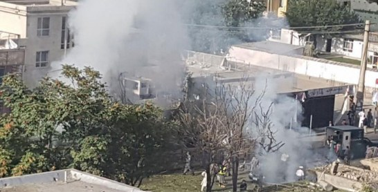 Afghanistan: Au moins 24 morts dans un attentat à la voiture piégée