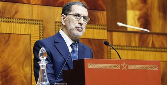 El Othmani : Le gouvernement en train d'élaborer une charte de déconcentration  administrative