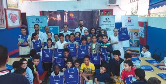Sécurité routière: Hyundai Maroc clôture la 6ème édition de sa tournée nationale pour l'éducation civique