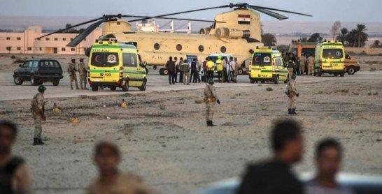 Egypte: sept morts dans un attentat à la voiture piégée dans le Sinaï