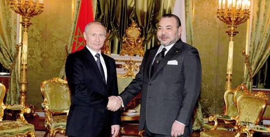 La coopération Maroc-Russie renforcée