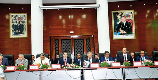 Une nouvelle approche du gouvernement  vis-à-vis des régions