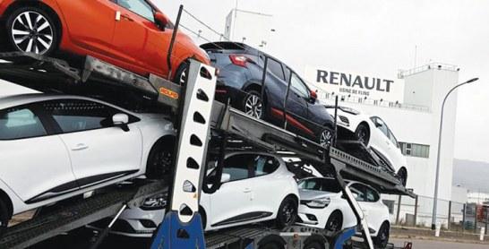 Au premier semestre : Renault enregistre des ventes record