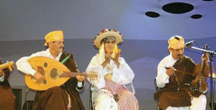La 6ème édition du Festival national d'El Aïta Jabalia à Taounate