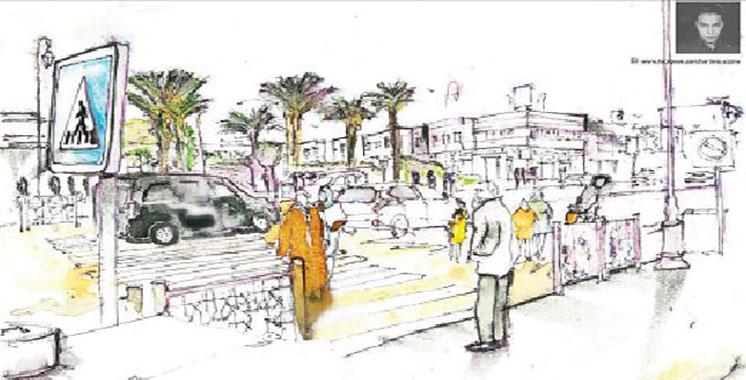 Exposition: Hicham Ezzine veut transformer les gares ONCF en galeries d'art