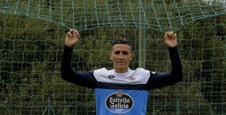Lions de l'Atlas : Fayçal Fajr signe à Getafe