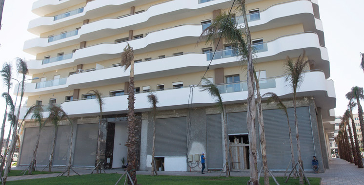 Palmier place : Les premières livraisons à partir de septembre