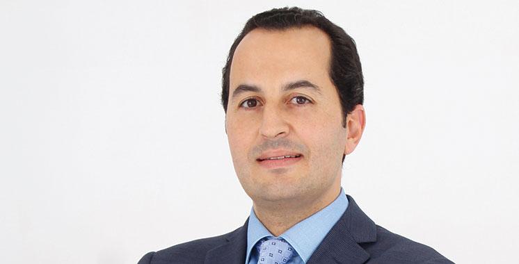 Youssef Aqallal  pilote le marché d'Afrique francophone de SAS