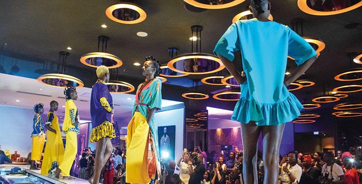Karim Tassi participe à «Africa chic» à Dakar