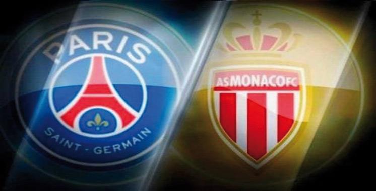 Le 22ème Trophée des Champions le 29 juillet à Tanger: Il opposera l'AS Monaco au PSG