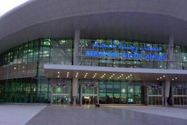 Aéroport Oujda-Angad : Hausse d'environ  14 % du trafic passager en juillet