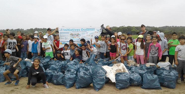 Agadir : Plusieurs initiatives pour protéger l'océan