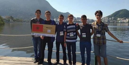 Brésil : Des marocains s'illustrent lors des Olympiades internationales de mathématiques