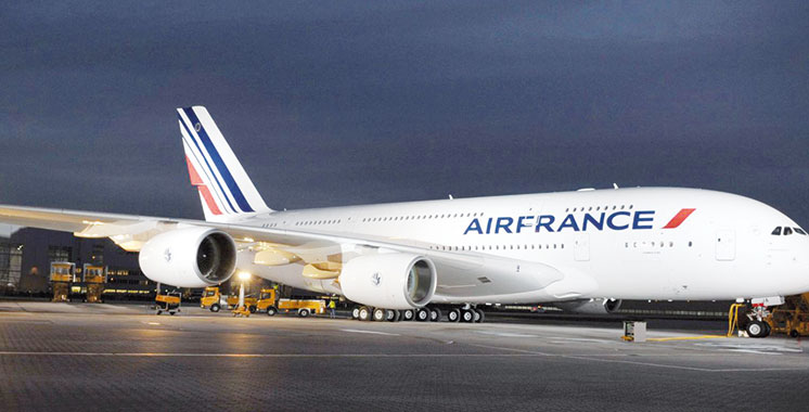 Air France lance son premier vol direct Paris-Agadir