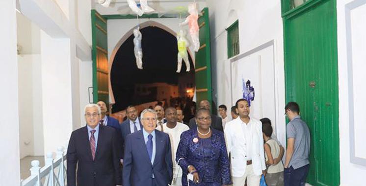 Le Moussem d'Asilah met en avant  les opportunités de l'Afrique