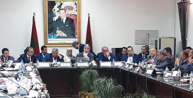 Marrakech-Safi : Aziz Rabbah énumère les réalisations en électricité et en énergie
