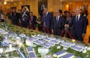 Cité Mohammed VI Tanger-Tech : Le capital  de démarrage sera de 1 milliard de dollars
