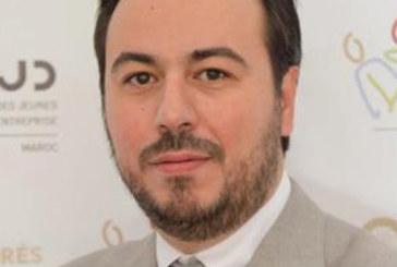 Hatim Rih, président national du CJD
