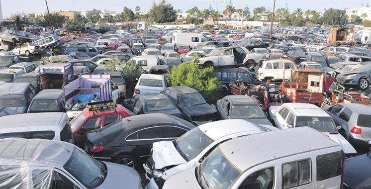 Restructuration de mise en fourrière des véhicules à Casablanca : Fin de l'anarchie